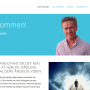 Reference - WordPress hjemmeside - WordPress opdateringer - Peer Mathiesen