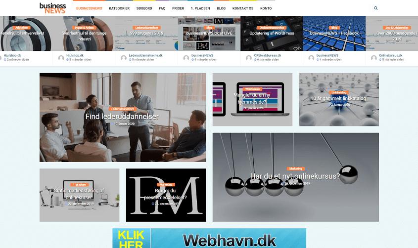Find og læs business nyheder - businessNEWS