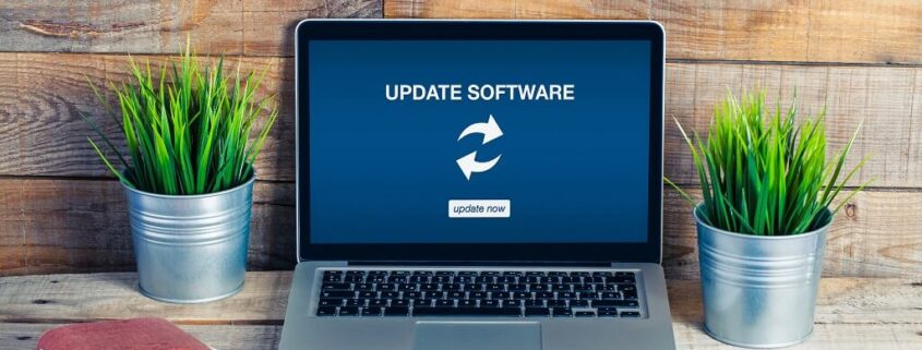 WordPress opdatering - OKEIwebbureau